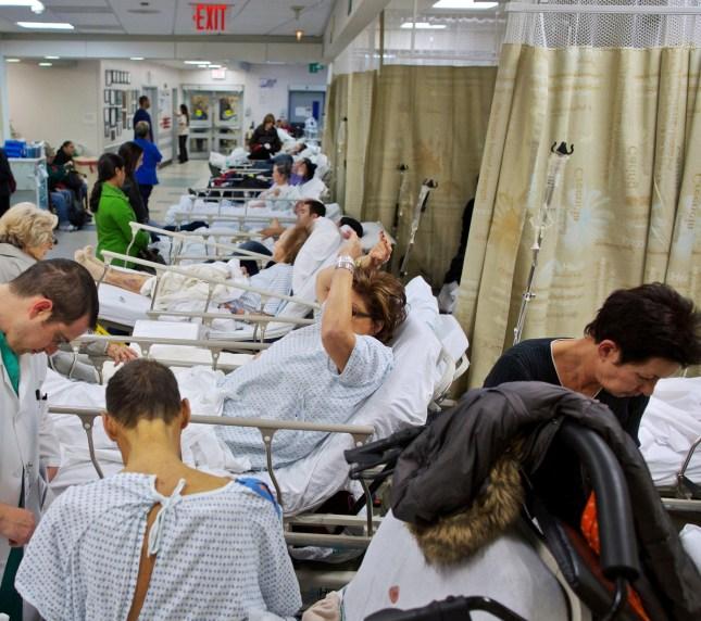 atendimento em hospital público