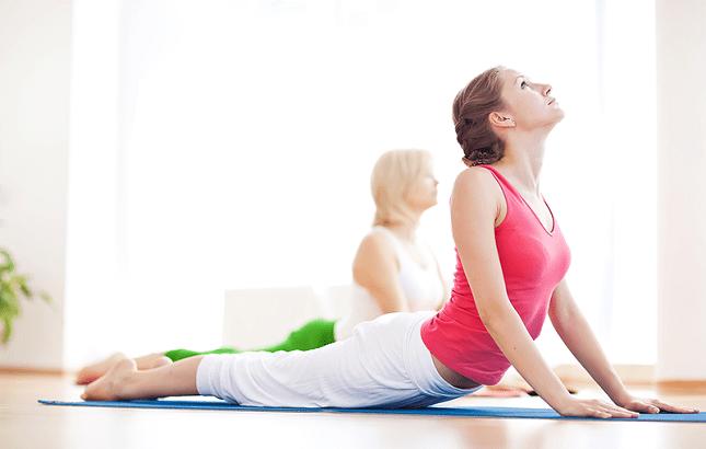 exercício de pilates para melhorar a respiração