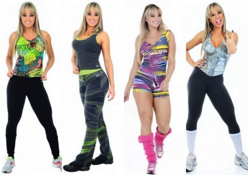 A moda fitness para 2016