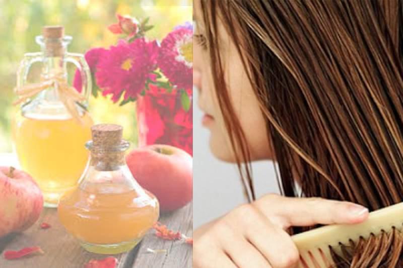 Veja como usar vinagre de maca no cabelo