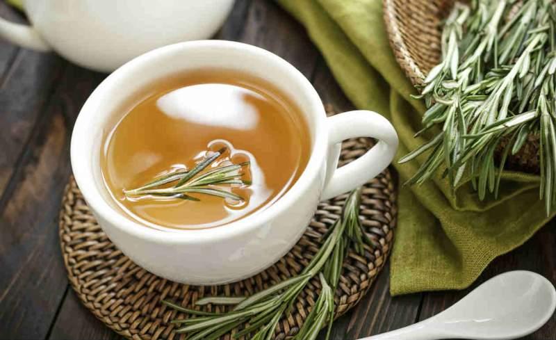 Chá de várias ervas
