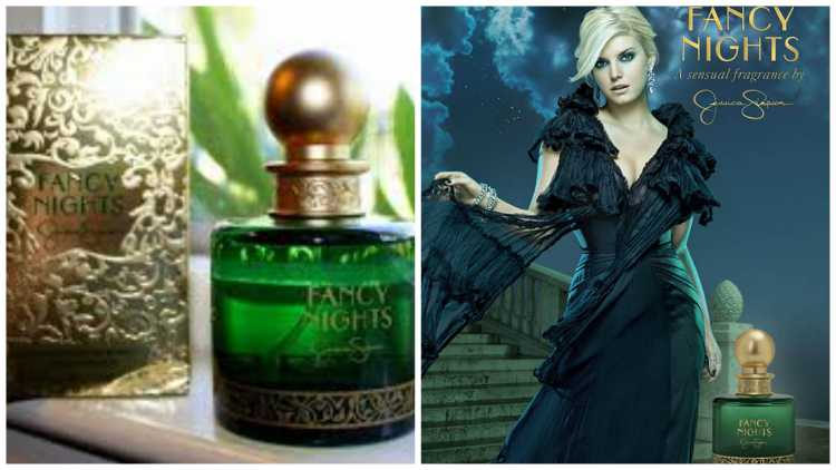 Perfume feminino Fancy Nights, Jessica Simpson