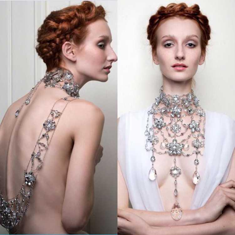 Aposte na tendência body jewellery