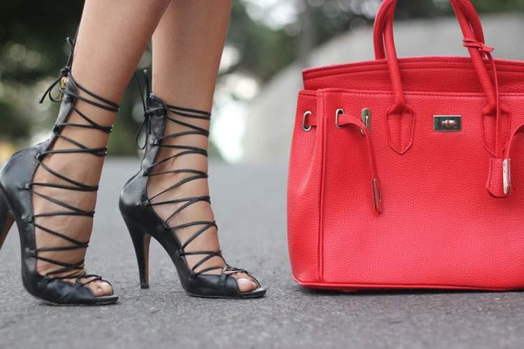 sandálias bonitas e novas por muito mais tempo