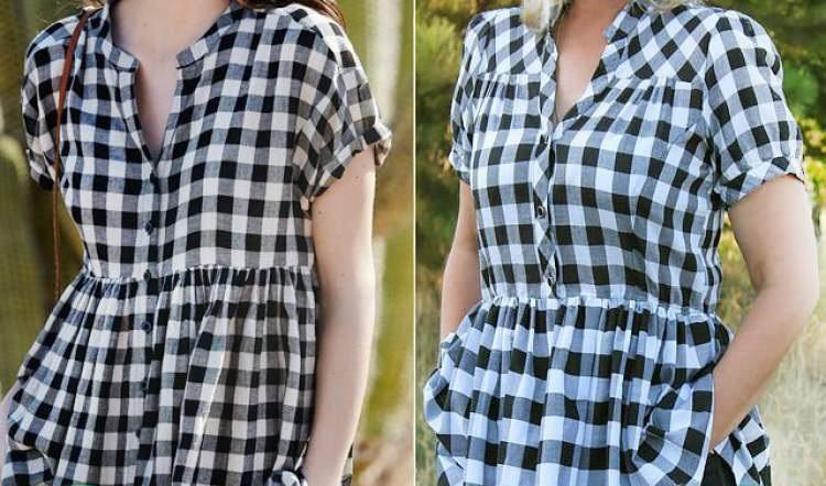 Transforme uma camisa simples em uma blusinha incrível