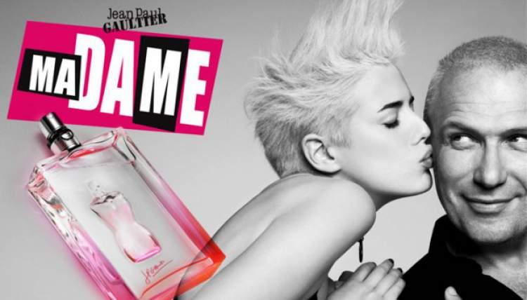 Madame, Jean Paul Gaultier é um dos melhores perfumes femininos do dia a dia