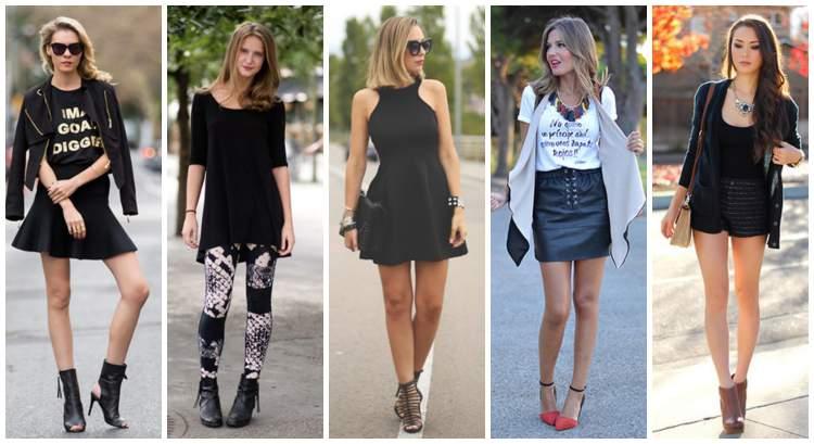Com qual roupa eu vou, veja idéias de looks lindos