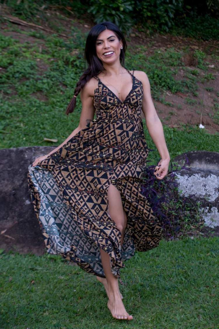 Modelo Priscila Rocha