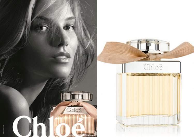 Chloé Eau de Parfum de Chloé é um dos melhores perfumes femininos românticos