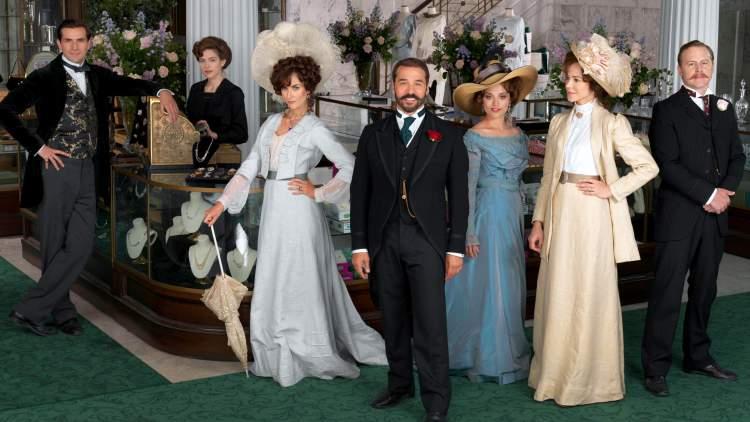 Downton Abbey é uma das séries do Netflix para quem ama moda