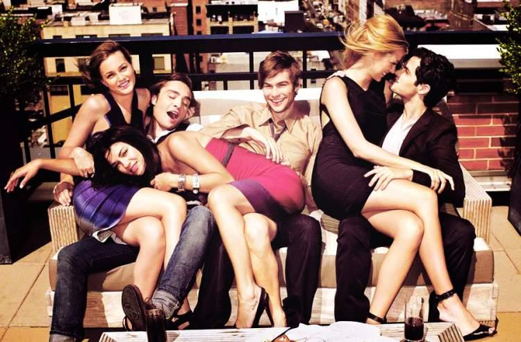 Gossip Girl é uma das séries do Netflix para quem ama moda