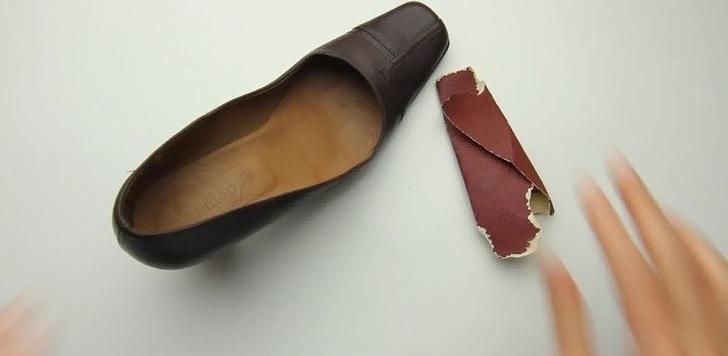 como deixar o sapato menos escorregadio