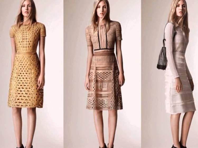 Textura entre as tendências da moda evangélica 2017
