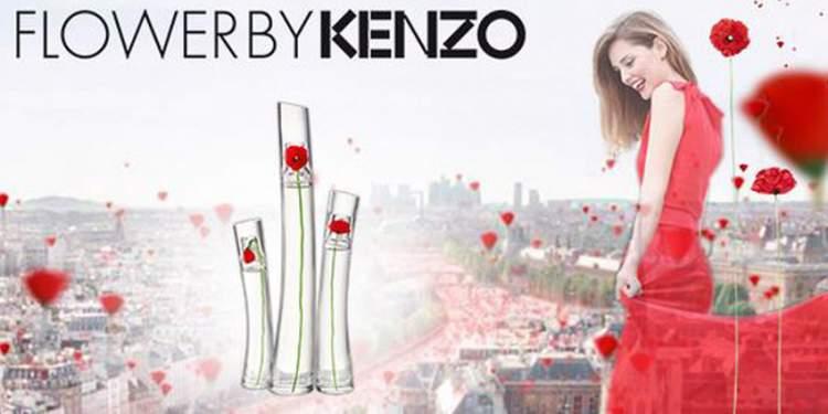 Flower by Kenzo é um dos Perfumes Femininos Importados Mais Vendidos