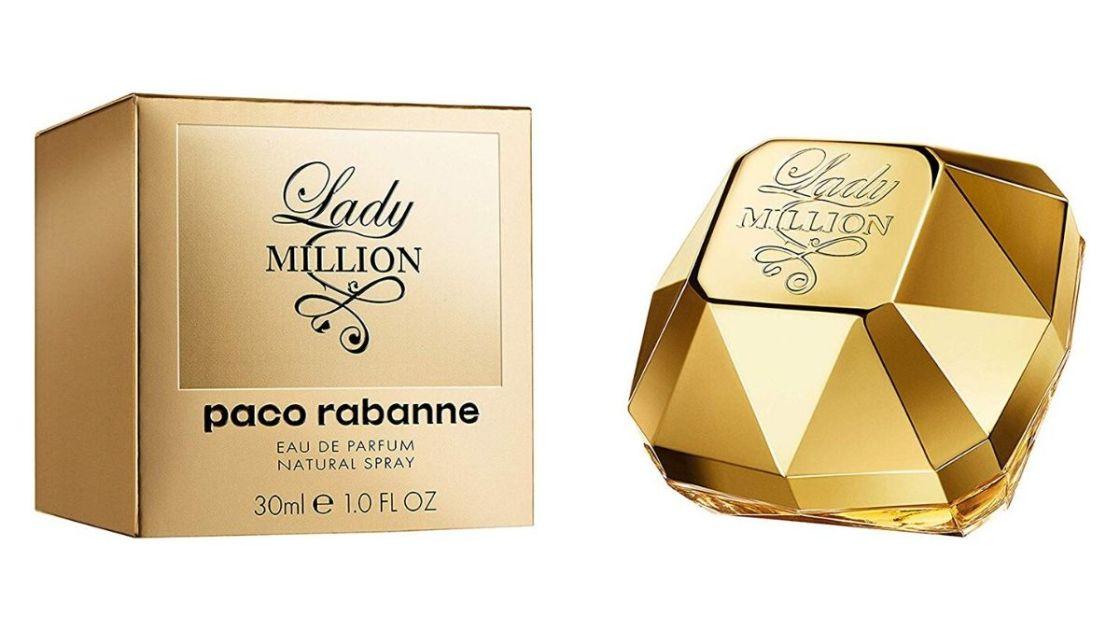 Lady Million Paco Rabanne Feminino É Um Dos Perfumes Importados Mais Vendidos no Brasil