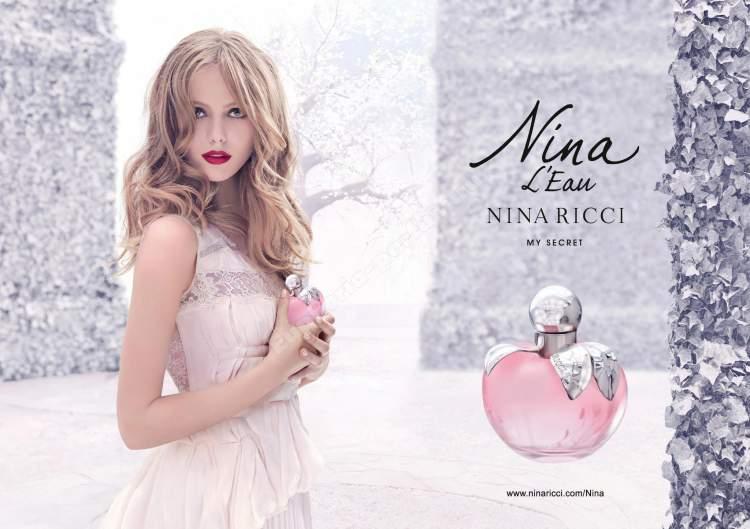 Nina da Nina Ricci é um dos perfumes importados femininos mais amados de norte a sul