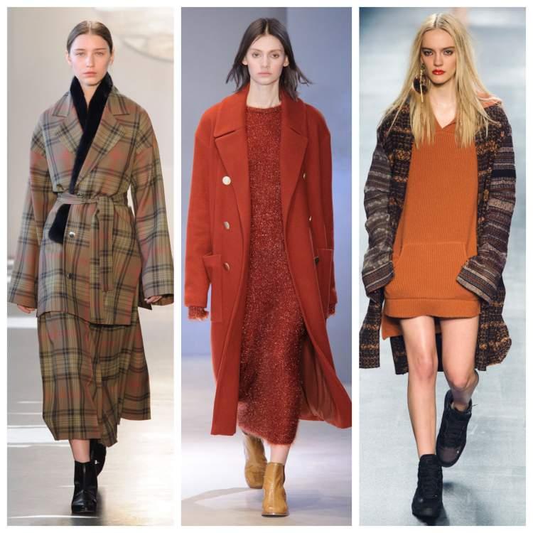 Oversized com pitada grunge entre as tendências da moda inverno 2017