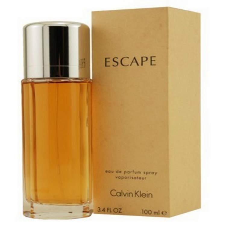 Escape de Calvin Klein é um dos perfumes mais desejados do mundo