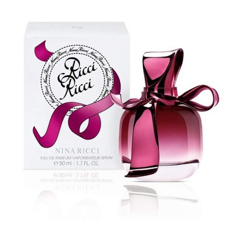 Ricci Ricci de Nina Ricci é um dos perfumes mais desejados do mundo