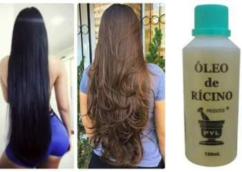 Óleo de rícino no cabelo combate a queda e acelera o crescimento dos fios: veja a maneira certa de usar