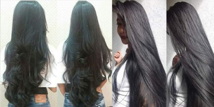 Tratamento caseiro que faz o cabelo parar de cair e crescer duas vezes mais rápido