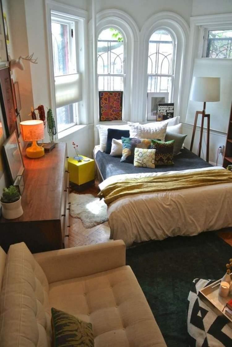 Veja os erros mais comuns ao decorar um apartamento pequeno
