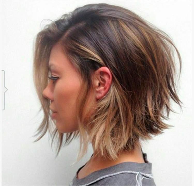 Chanel com pontas alongadas é um dos cortes de cabelo mais desejados e modernos do momento