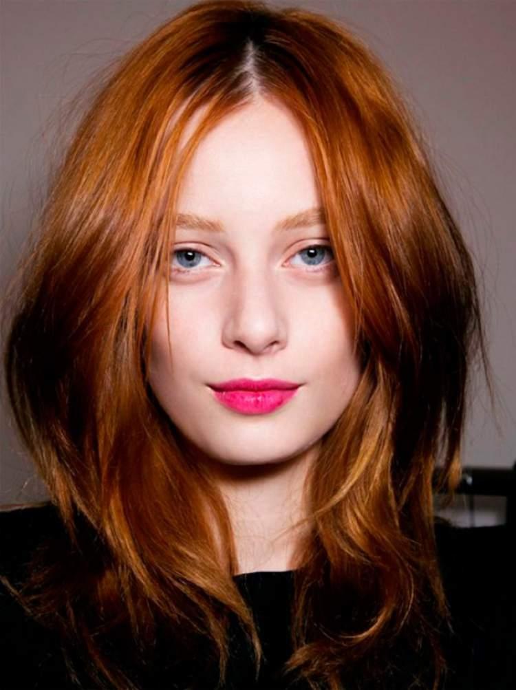 Corte de cabelo feminino com volume