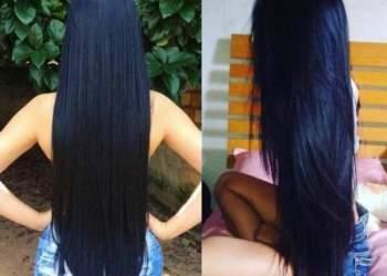 Xampu caseiro para fazer o cabelo crescer