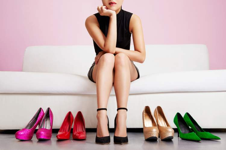 Dicas para escolher o sapato de salto alto