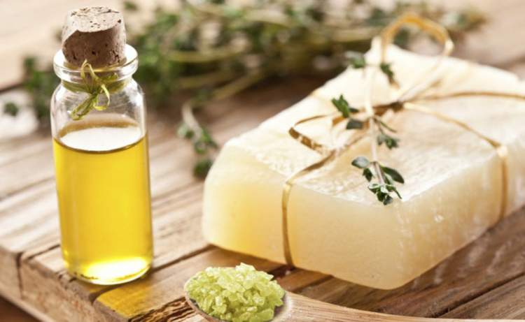 Receita natural de glicerina para hidratar o cabelo