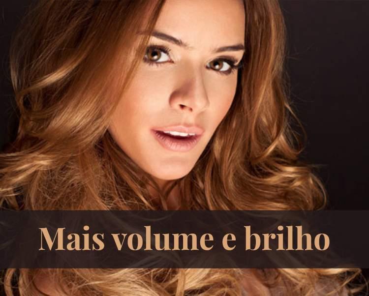 Receitas naturais e caseiras para aumentar o volume e brilho dos cabelos