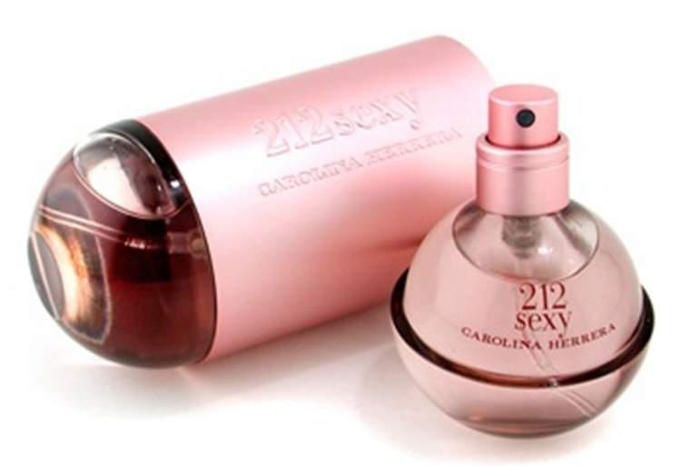 212 Sexy, da Carolina Herrera é um dos Perfumes que enlouquecem os homens