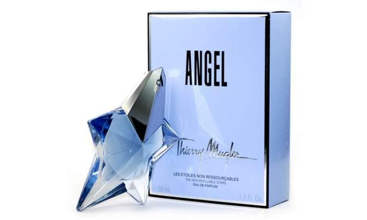 Angel, de Thierry Mugler é um dos Perfumes que enlouquecem os homens