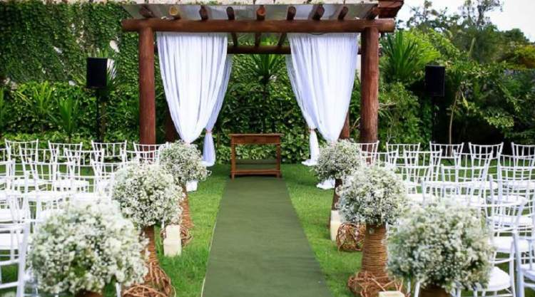 Cuidados para planejar um casamento ao ar livre