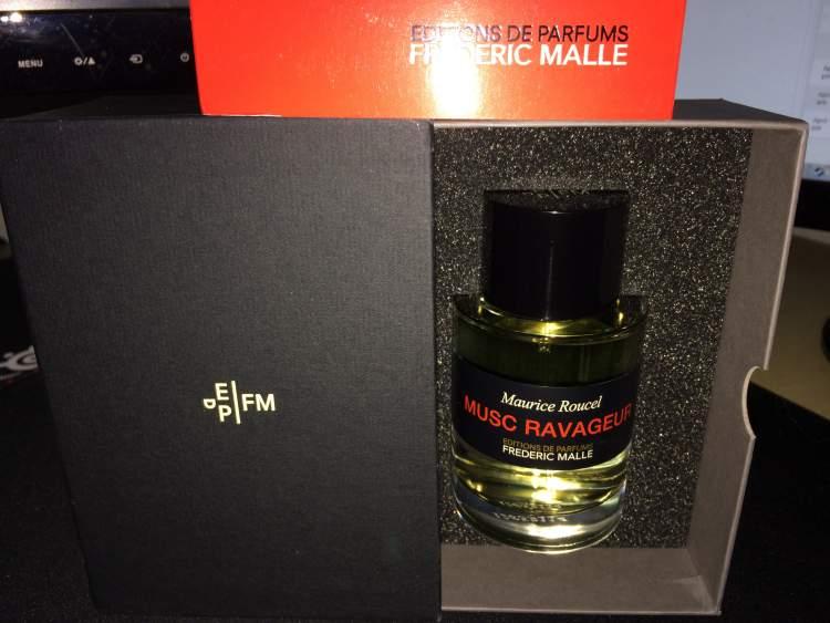 Musc Ravageur é um dos perfumes femininos mais sedutores do mundo