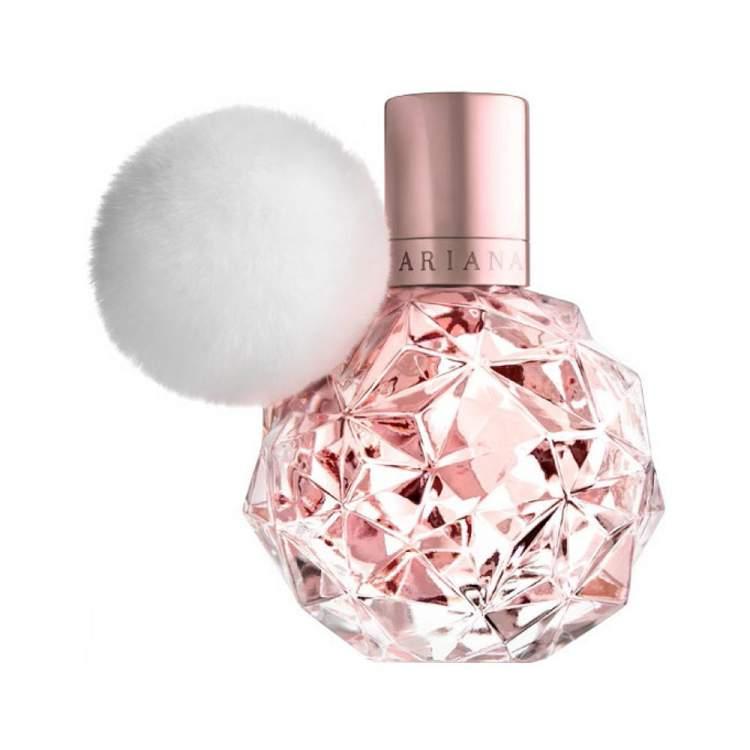 Ari de Ariana Grande é um dos perfumes lindos para colecionar