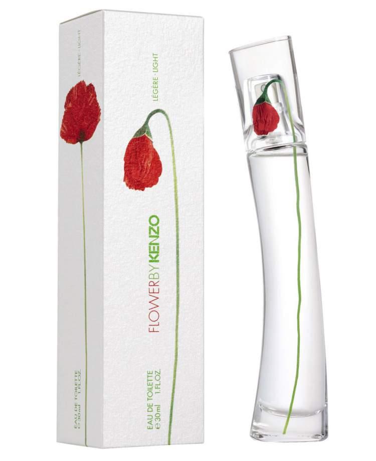 Flower by Kenzo é um dos perfumes com frascos mais bonitos