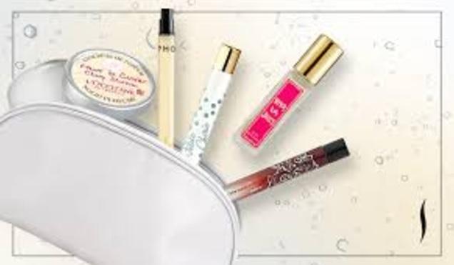 As melhores opções de perfume para carregar na bolsa ou nécessaire