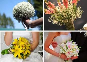 flores para buquês e arranjos