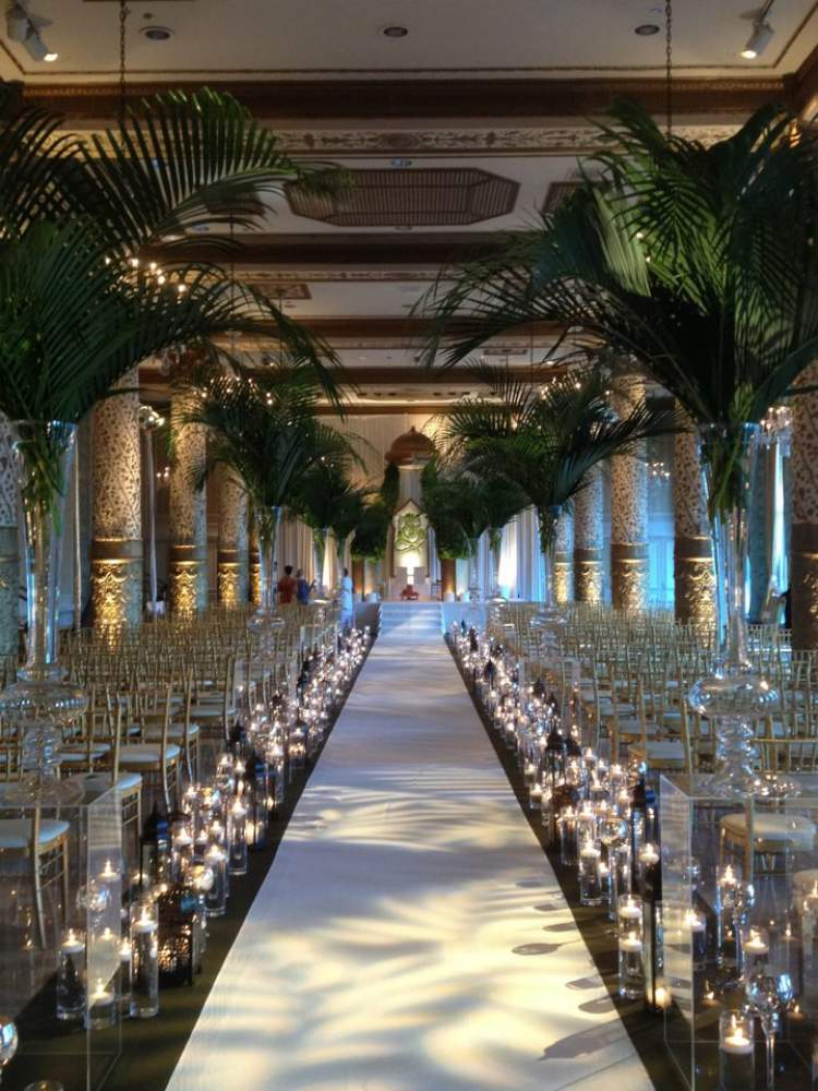 Ideia de decoração para casamento