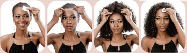 Usar peruca full lace é uma maneira de mudar o visual sem cortar o cabelo