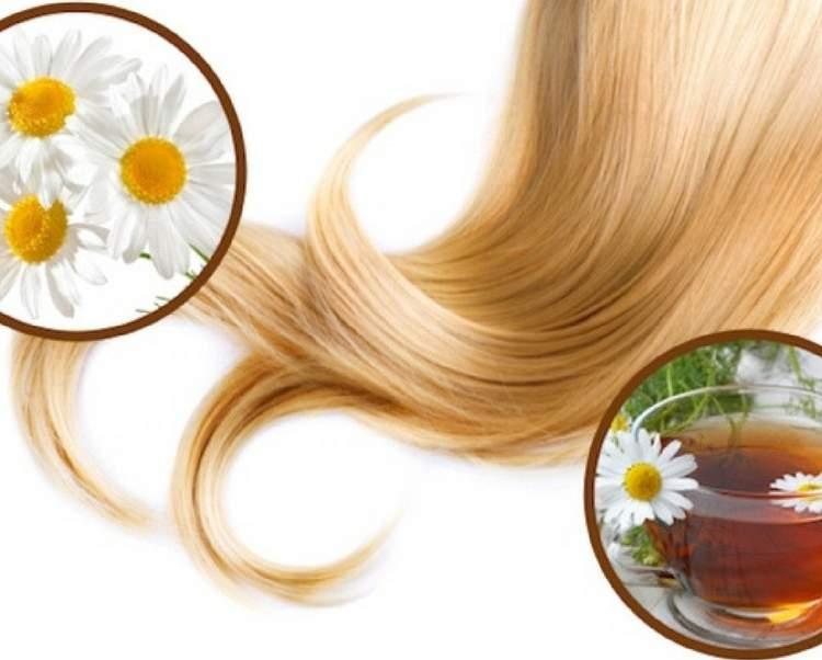 Aprenda clarear o cabelo em casa com camomila