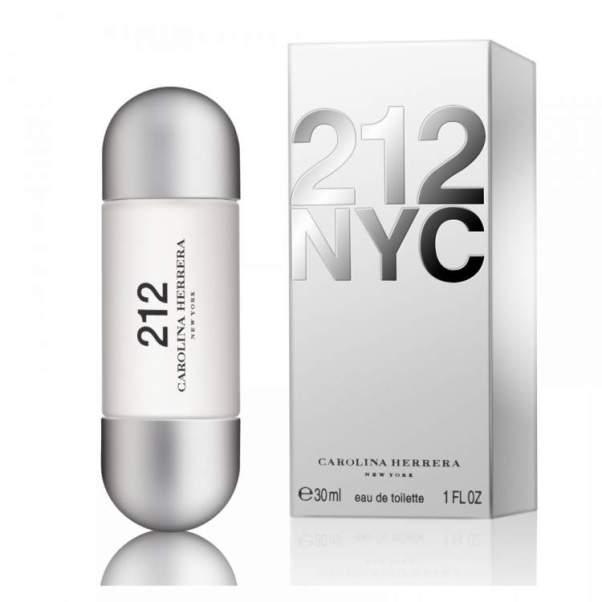 Dica de perfume: 212 Carolina Herrera (Carolina Herrera)
