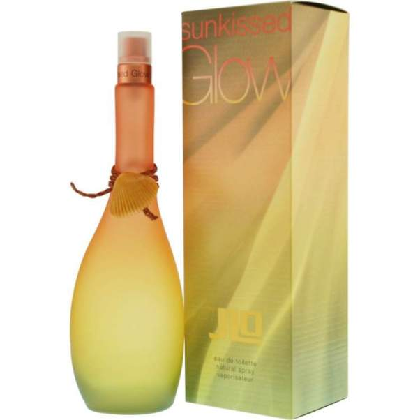 Jennifer Lopez Sunkissed Glow é um dos melhores perfumes para o verão