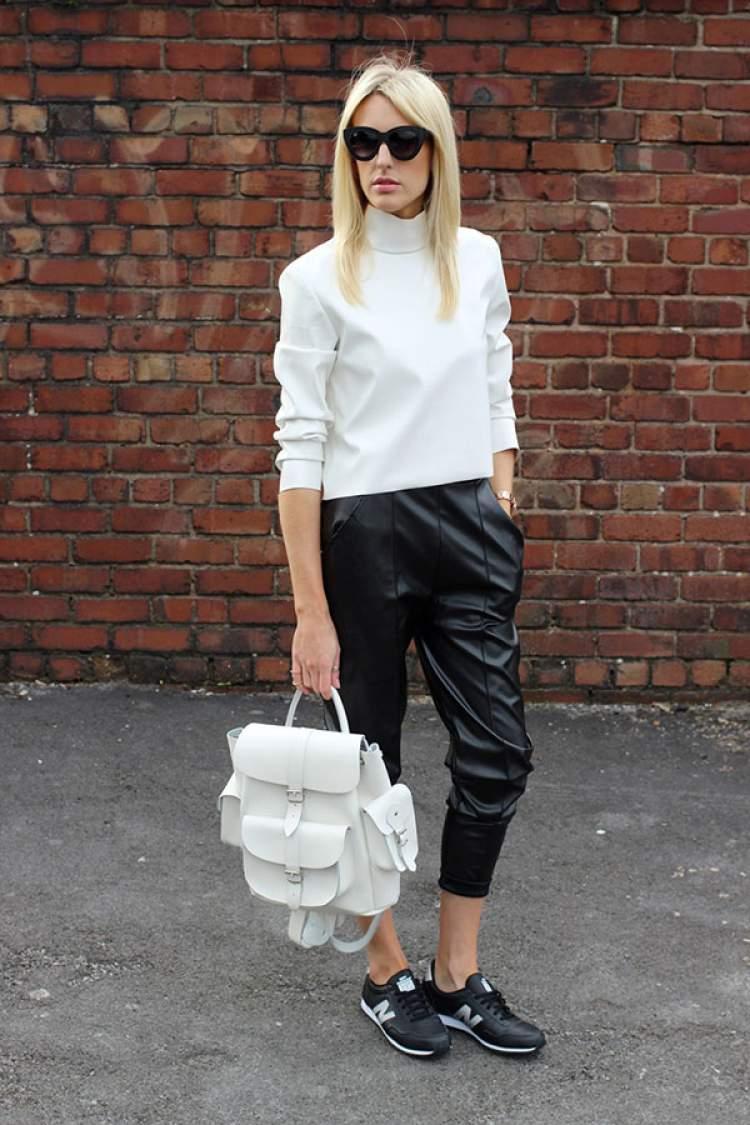 Look fashionista para viajar cheia de estilo
