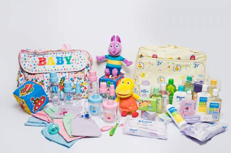 Produtos de cuidado e higiene do bebê devem ser tirados do quarto do bebê imediatamente