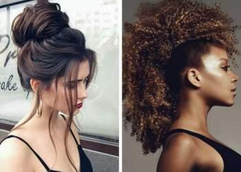 10 ideias de penteados lindos para cabelos longos