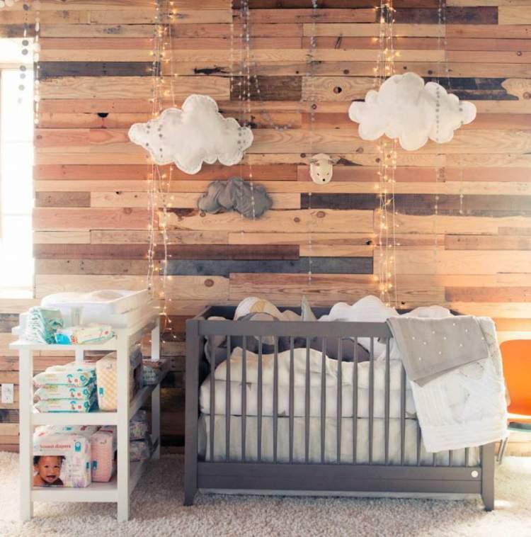 Quarto do bebê decorado