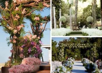 Conheça as melhores flores para casamento